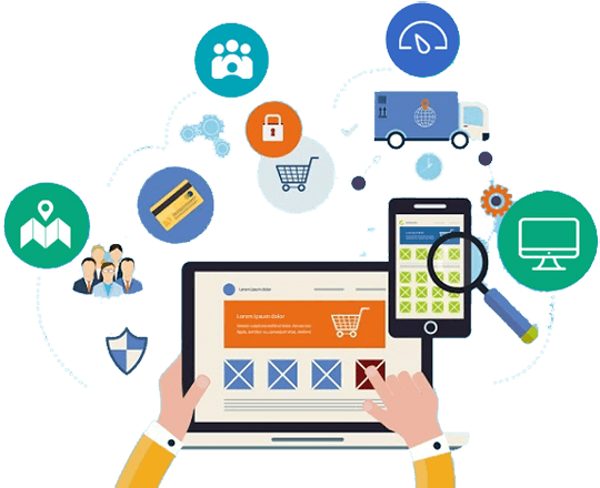 Web Application Development at LogixInventor